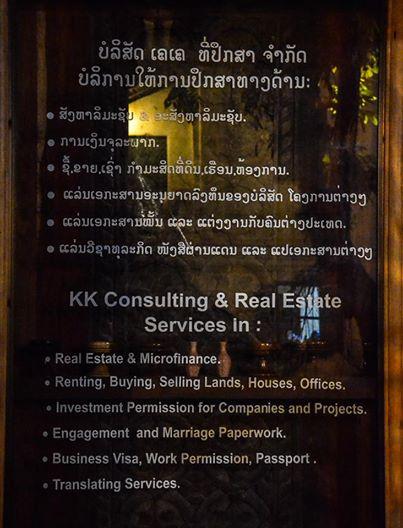 Luang Prabang services
